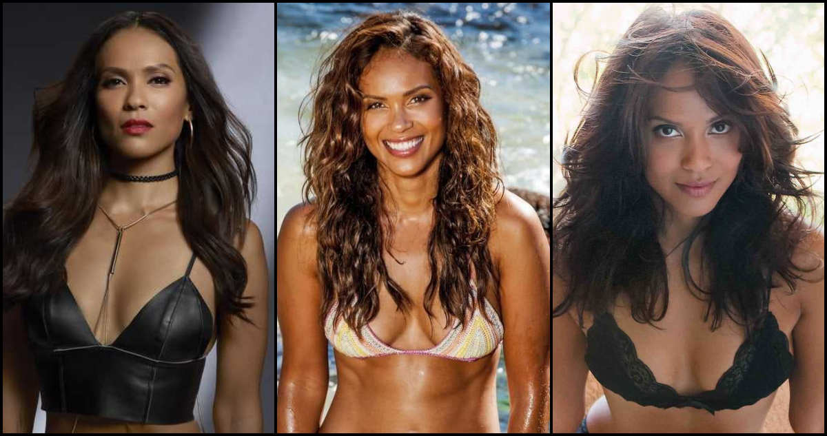 61 Sexy Pictures OF Lesley-Ann Brandt Are ACharm For Her Fans