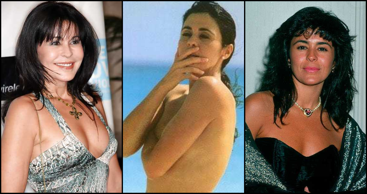 61 Sexy Pictures OF Maria Conchita Alonso Which Demonstrate She Is The Hottest Lady On Earth