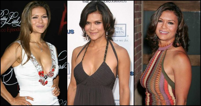 61 Sexy Pictures OF Nia Peeples Which Are Essentially Amazing
