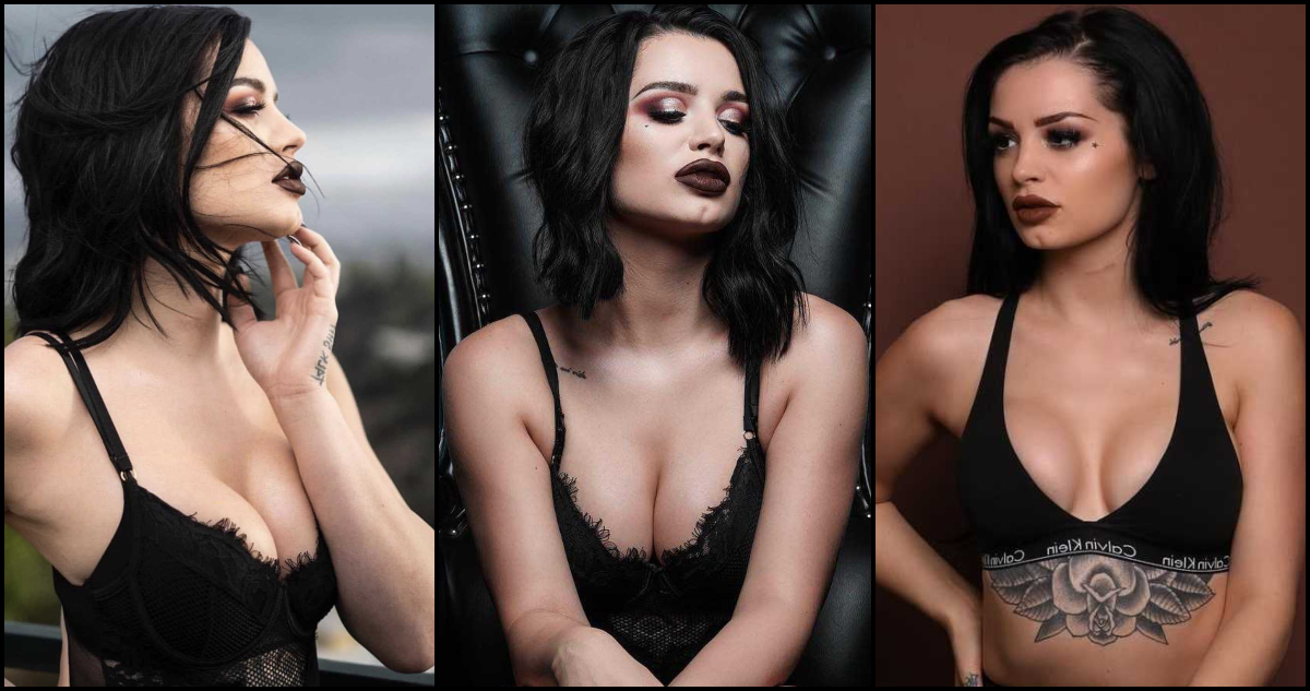 61 Sexy Pictures OF Paige Are Hot As Hellfire