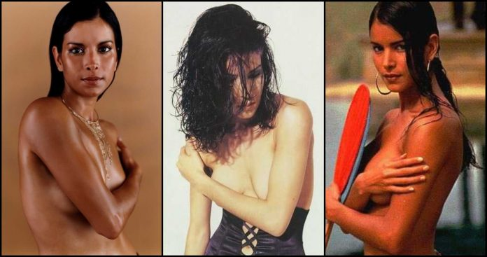 61 Sexy Pictures OF Patricia Velasquez Are Simply Excessively Damn Delectable
