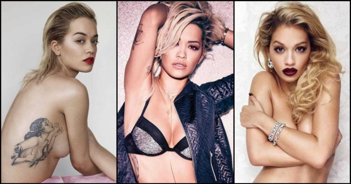 61 Sexy Pictures OF Rita Ora Showcase Her Ideally Impressive Figure