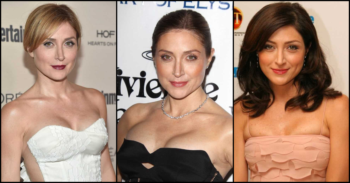 61 Sexy Pictures OF Sasha Alexander Will Leave You Stunned By Her Sexiness