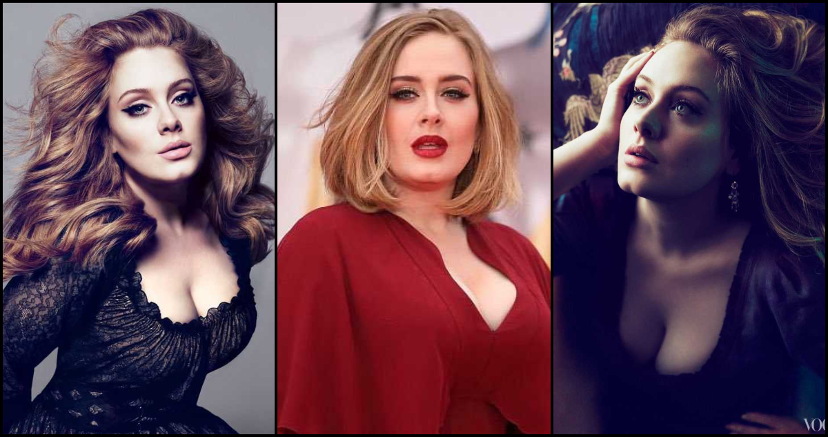 61 Sexy Pictures Of Adele Which Are Essentially Amazing