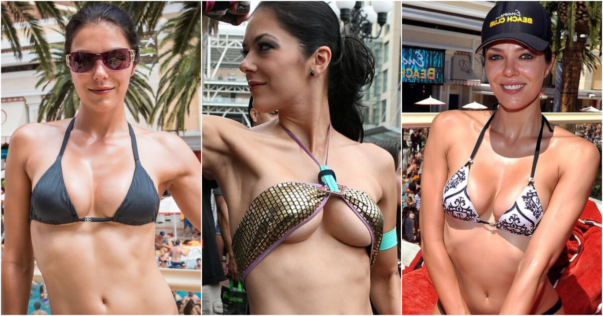61 Sexy Pictures Of Adrianne Curry Exhibit Her As A Skilled Performer