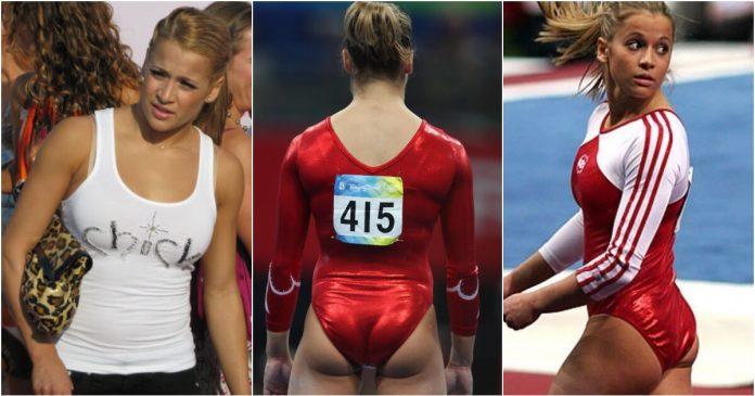 61 Sexy Pictures Of Alicia Sacramone Will Expedite An Enormous Smile On Your Face