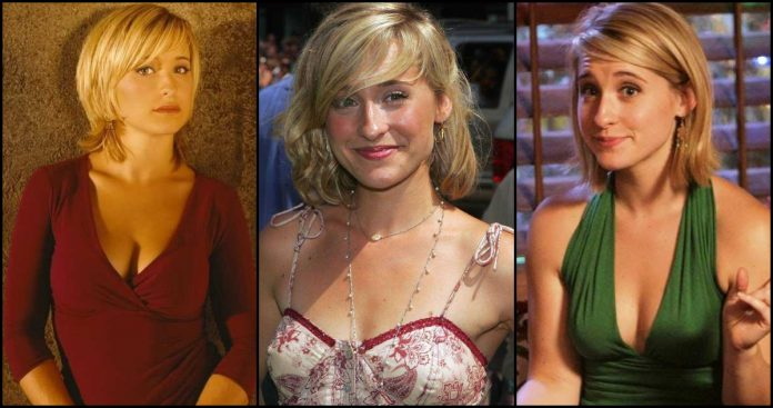 61 Sexy Pictures Of Allison Mack Are Windows Into Paradise