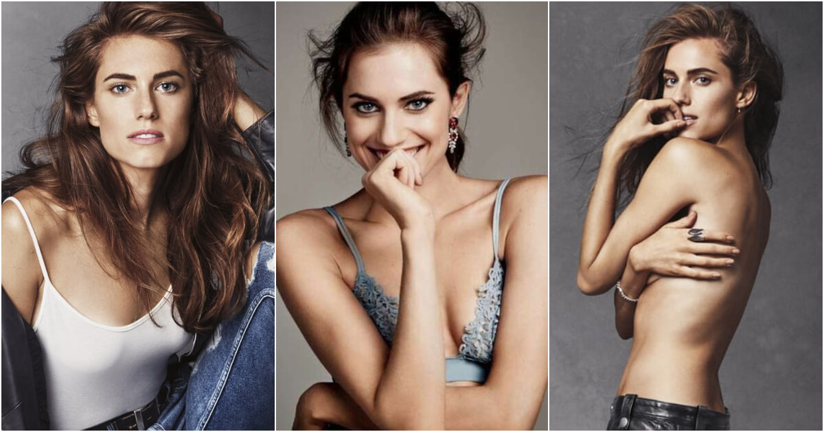 61 Sexy Pictures Of Allison Williams That Will Make Your Heart Pound For Her