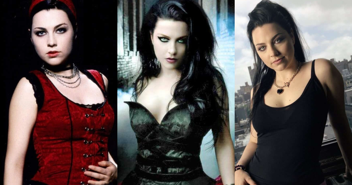 61 Sexy Pictures Of Amy Lee Will Speed up A Gigantic Grin All over