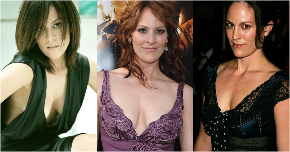 61 Sexy Pictures Of Annabeth Gish That Are Basically Flawless