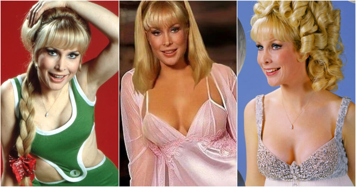 61 Sexy Pictures Of Barbara Eden Are Simply Excessively Damn Hot