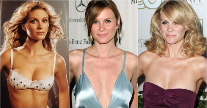 61 Sexy Pictures Of Bonnie Somerville Are Excessively Damn Engaging