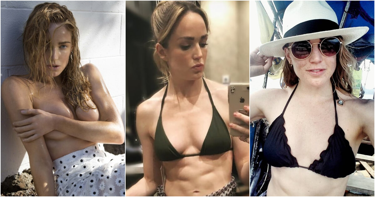61 Sexy Pictures Of Caity Lotz Are Only Brilliant To Observe
