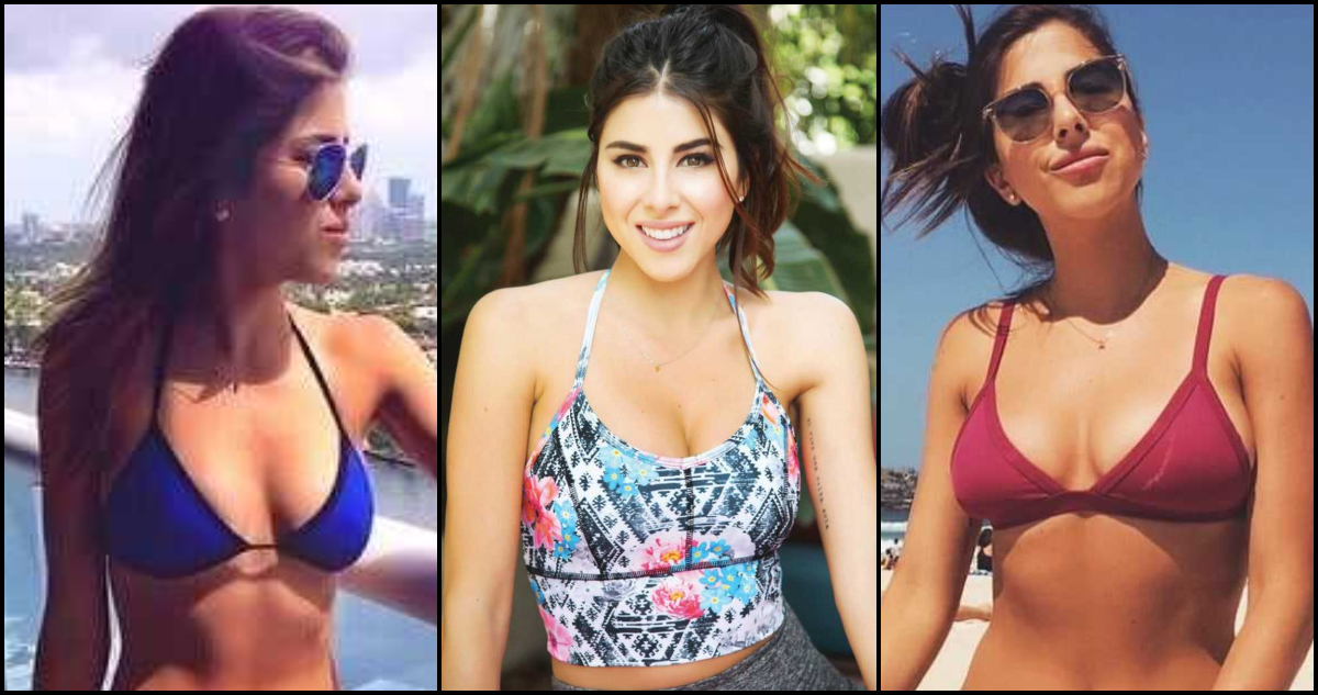 61 Sexy Pictures Of Daniella Monet Zuvich Which Will Leave You ToAwe In Astonishment