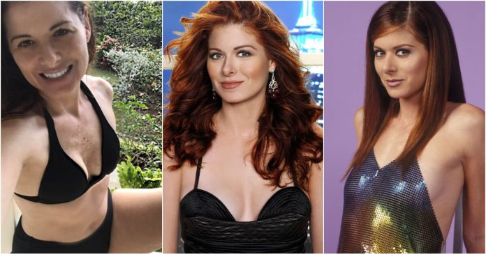 61 Sexy Pictures Of Debra Messing Which Will Leave You Amazed And Bewildered