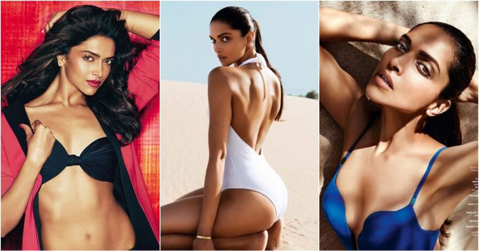 61 Sexy Pictures Of Deepika Padukone Will Drive You Frantically Enamored With This Sexy Vixen