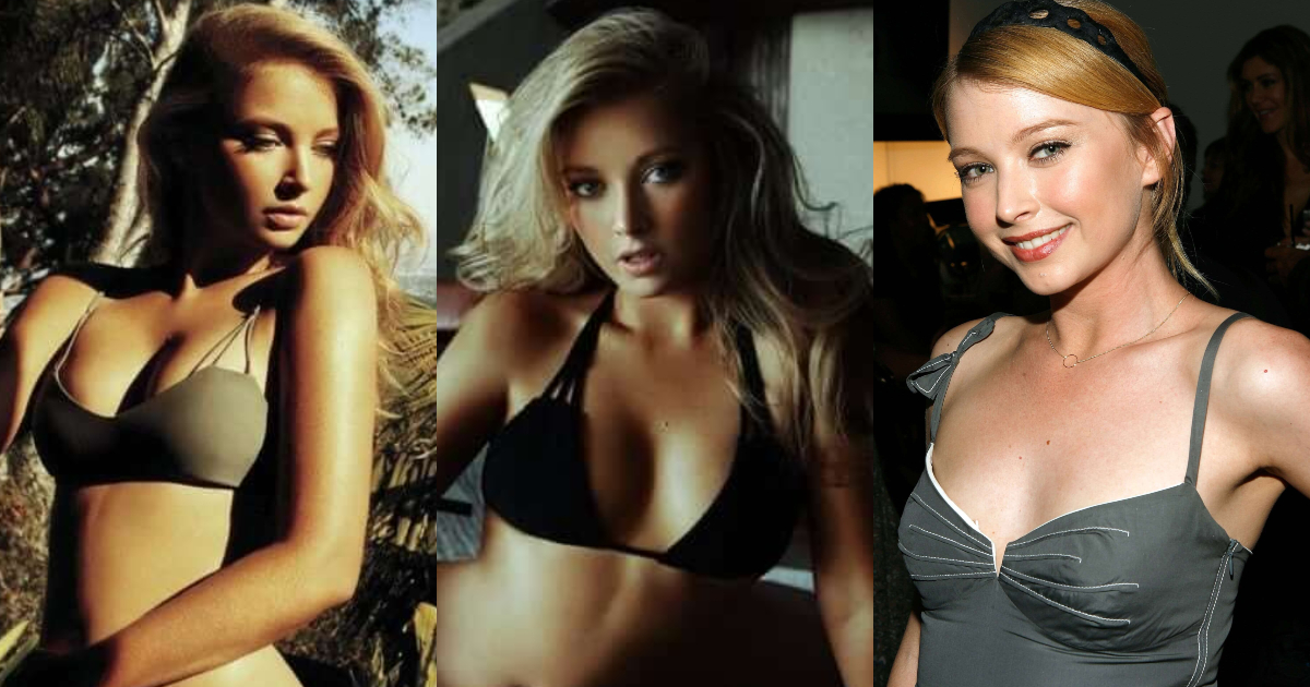 61 Sexy Pictures Of Elisabeth Harnois Which Will Make You Succumb To Her
