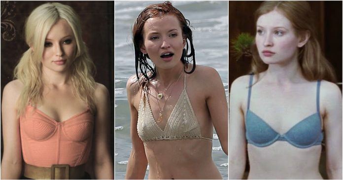 61 Sexy Pictures Of Emily Browning Are Truly Entrancing And Wonderful