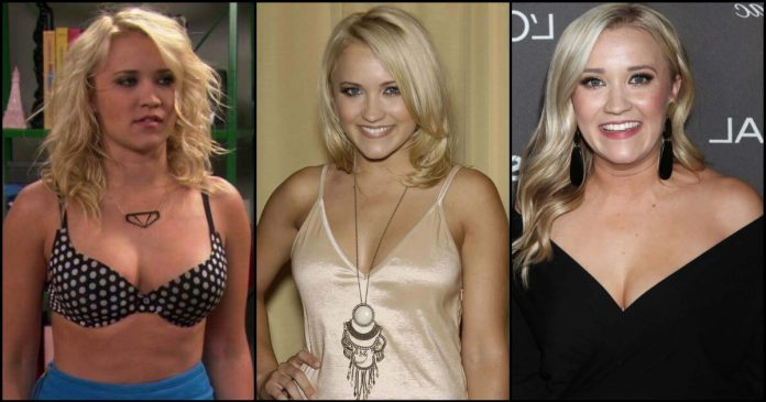 61 Sexy Pictures Of Emily Osment That Make Certain To Make You Her Greatest Admirer