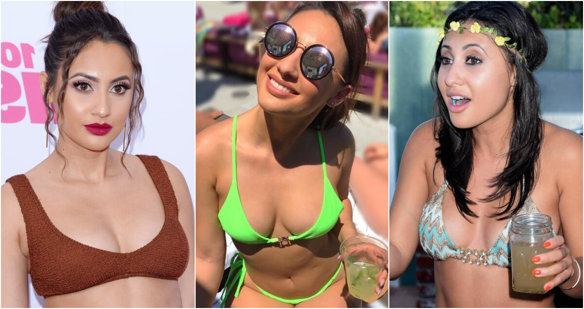 61 Sexy Pictures Of Francia Raisa Are A Genuine Meaning Of Immaculate Badonkadonks