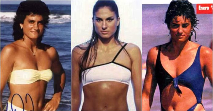 61 Sexy Pictures Of Gabriela Sabatini Showcase Her Ideally Impressive Figure