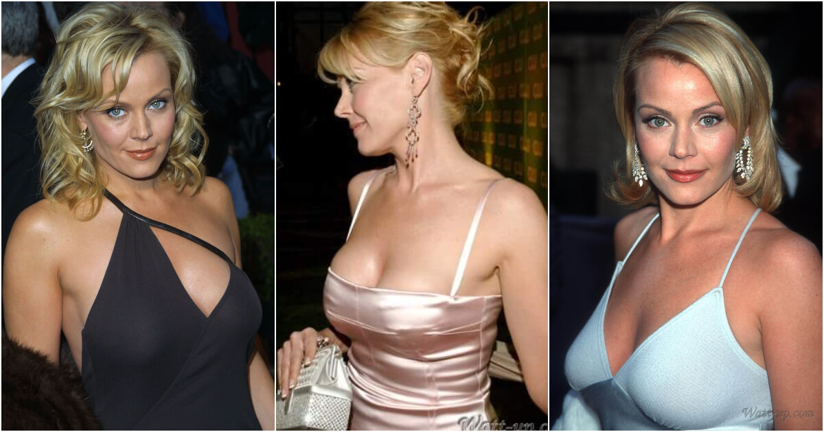 61 Sexy Pictures Of Gail O'Grady Are Splendidly Splendiferous