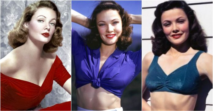 61 Sexy Pictures Of Gene Tierney That Will Make You Begin To Look All Starry Eyed At Her