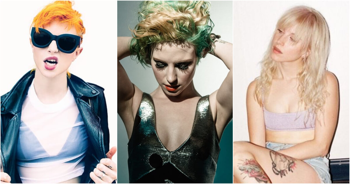 61 Sexy Pictures Of Hayley Williams Which Will Shake Your Reality