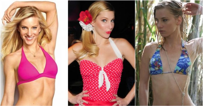61 Sexy Pictures Of Heather Morris Are An Embodiment Of Greatness