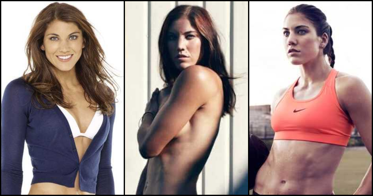 61 Sexy Pictures Of Hope Solo Will Leave You Panting For