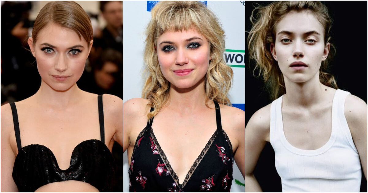 61 Sexy Pictures Of Imogen Poots Which Will Make You Swelter All Over