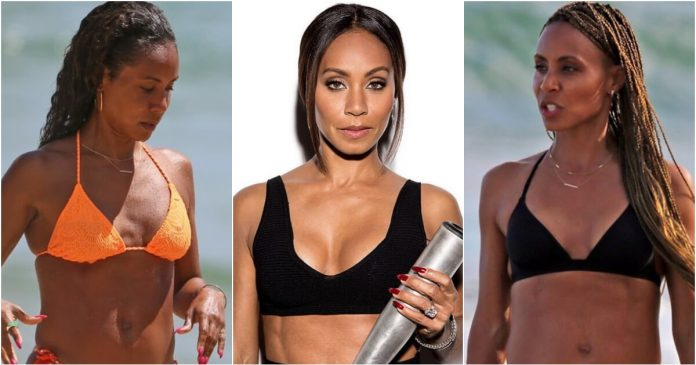 61 Sexy Pictures Of Jada Pinkett Smith Reveal Her Lofty And Attractive Physique
