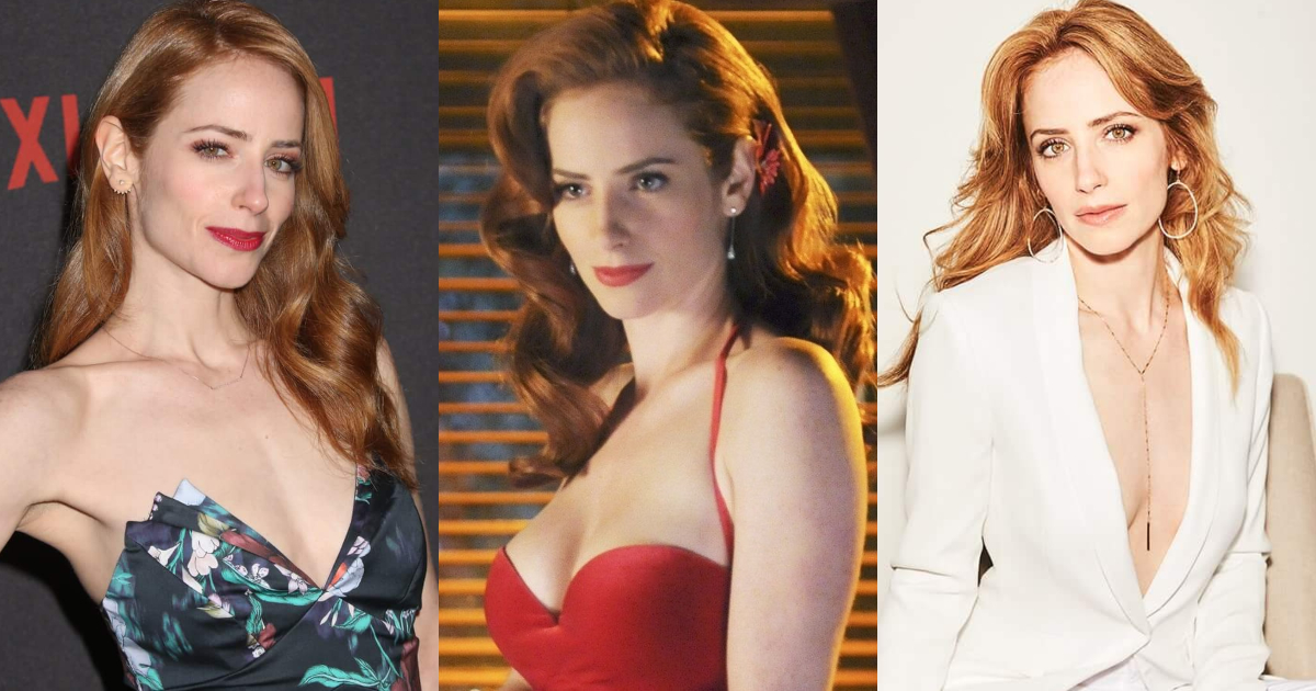 61 Sexy Pictures Of Jaime Ray Newman Are Going To Perk You Up