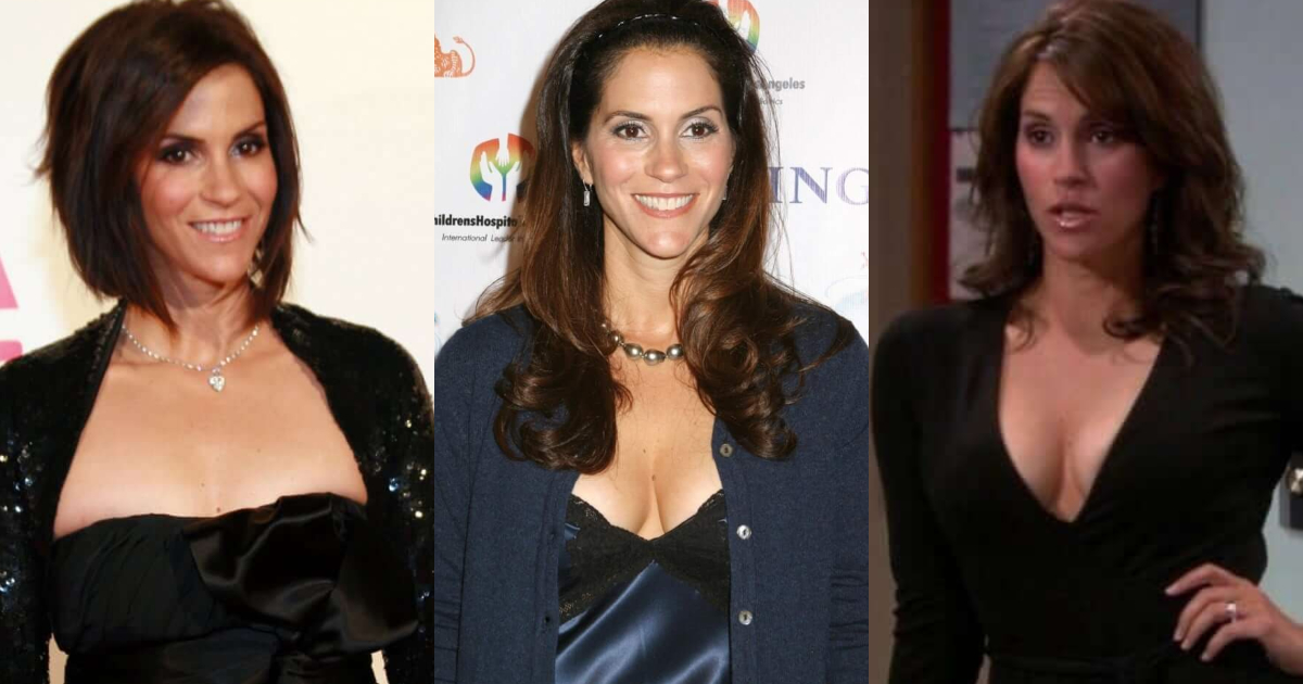 61 Sexy Pictures Of Jami Gertz Are Embodiment Of Hotness