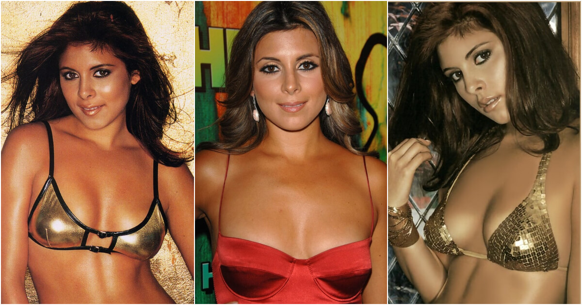61 Sexy Pictures Of Jamie-Lynn Sigler Are Hot As Hellfire