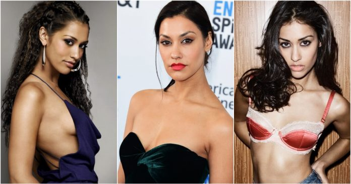 61 Sexy Pictures Of Janina Zione Gavankar That Are Basically Flawless