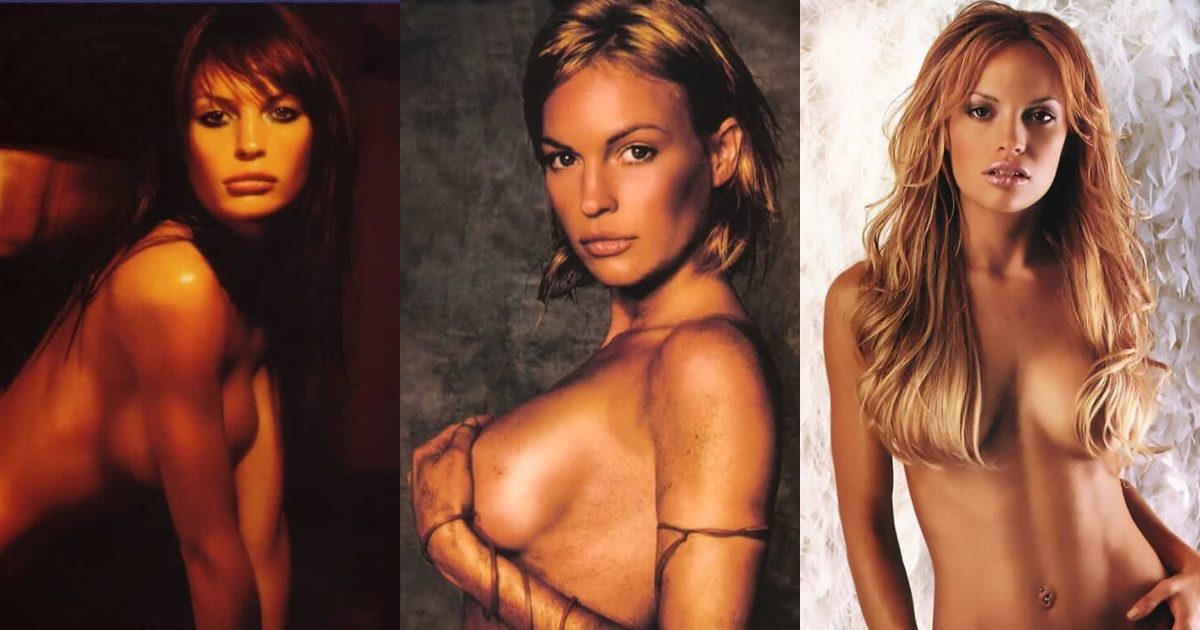 61 Sexy Pictures Of Jolene Blalock Are An Appeal For Her Fans