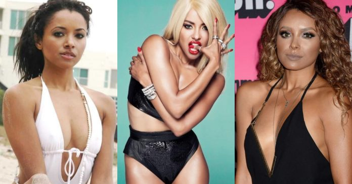 61 Sexy Pictures Of Kat Graham Will Leave You Gasping For Her