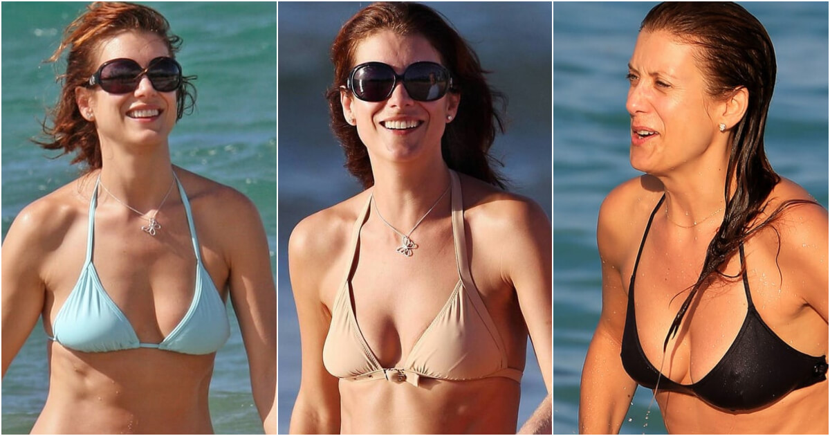 61 Sexy Pictures Of Kate Walsh Which Are Inconceivably Beguiling