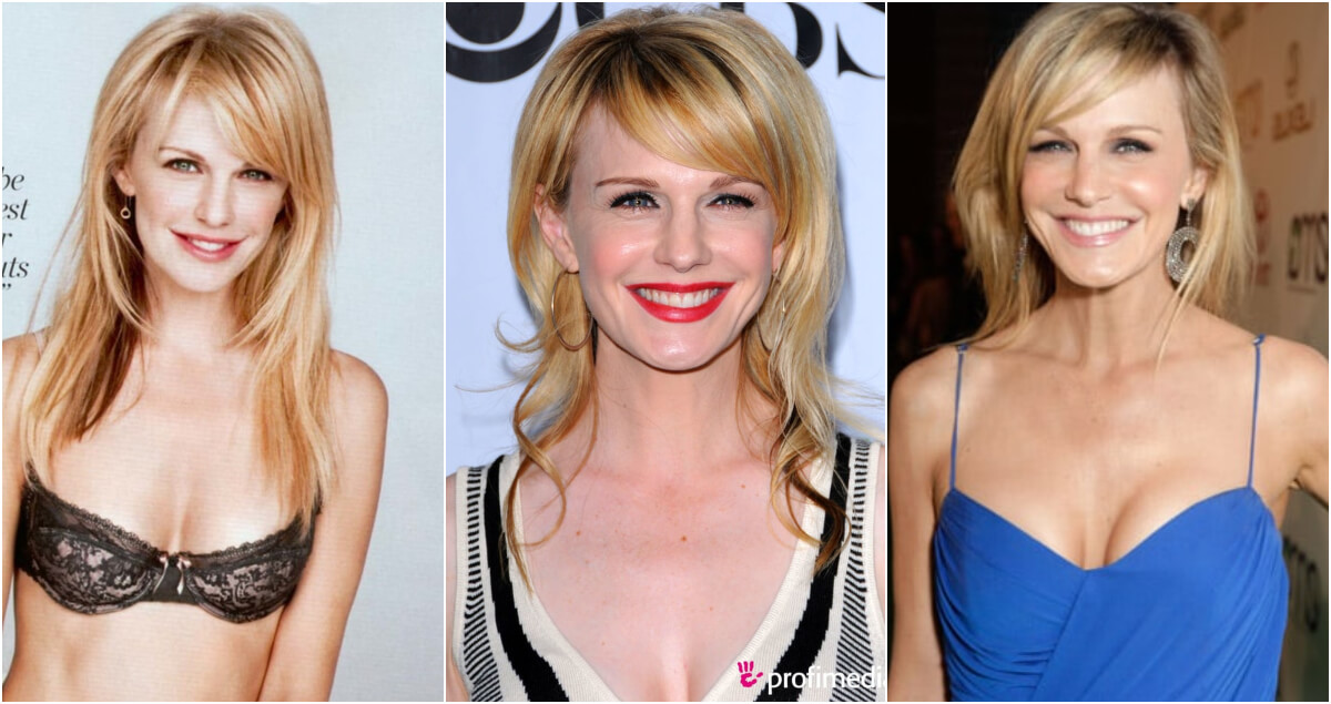61 Sexy Pictures Of Kathryn Morris Uncover Her Awesome Body