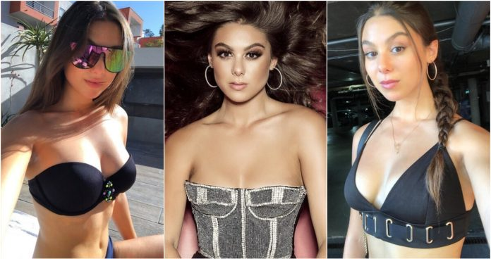 61 Sexy Pictures Of Kia Kosarin Which Will Cause You To Turn Out To Be Captivated With Her Alluring Body