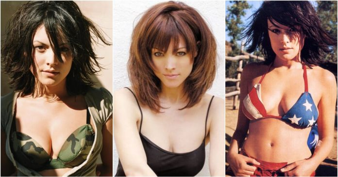 61 Sexy Pictures Of Liz Vassey Are Incredibly Excellent