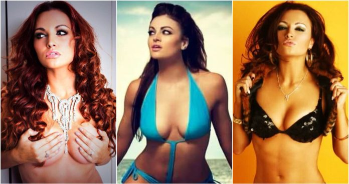 61 Sexy Pictures Of Maria Kanellis Are A Genuine Exemplification Of Excellence