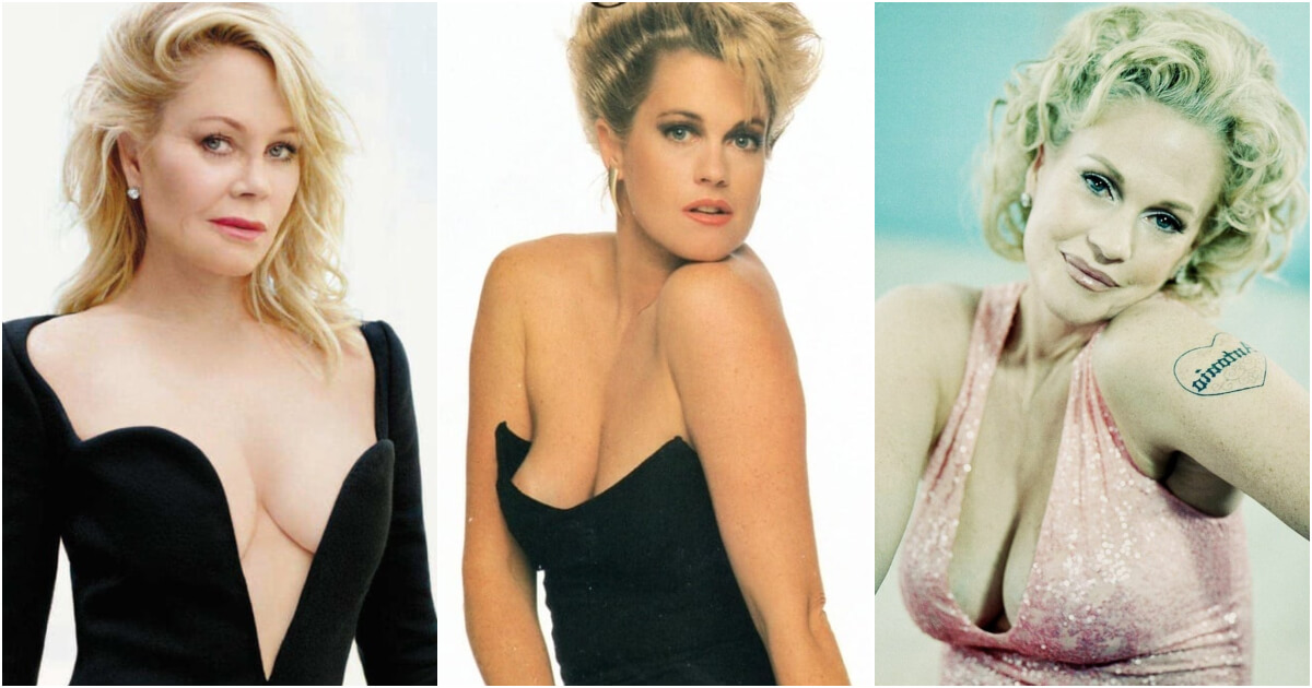 61 Sexy Pictures Of Melanie Griffith Which Are Incredibly Bewitching