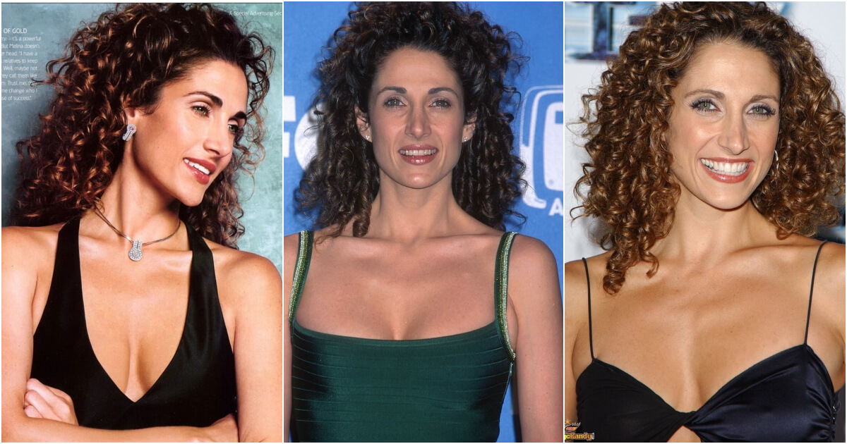 61 Sexy Pictures Of Melina Kanakaredes Are Going To Perk You Up