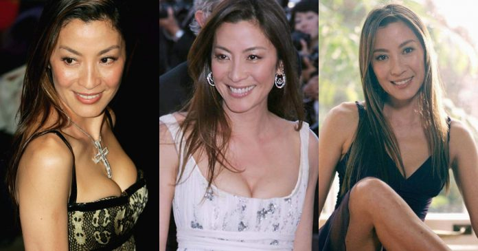 61 Sexy Pictures Of Michelle Yeoh Will Heat Up Your Blood With Fire And Energy For This Sexy Diva