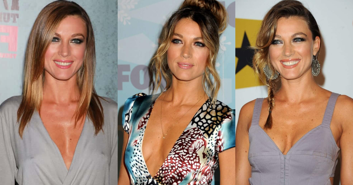 61 Sexy Pictures Of Natalie Zea Which Will Make You Feel All Excited And Enticed