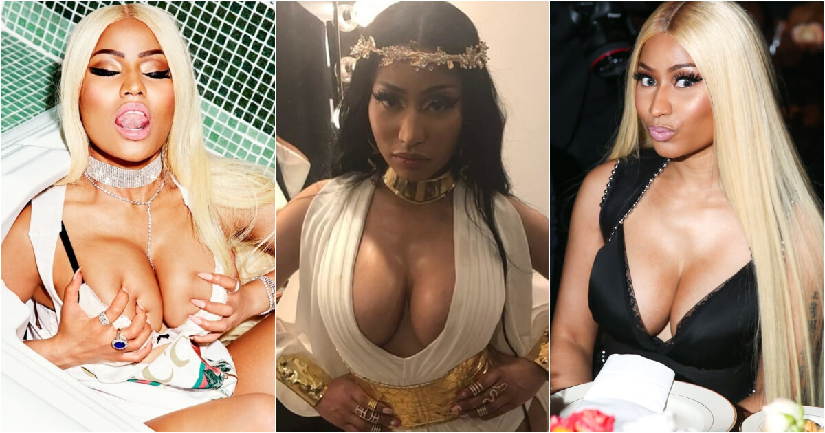 61 Sexy Pictures Of Nicki Minaj Are Blessing From God To People