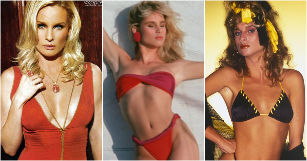 61 Sexy Pictures Of Nicollette Sheridan Which Demonstrate She Is The Hottest Lady On Earth