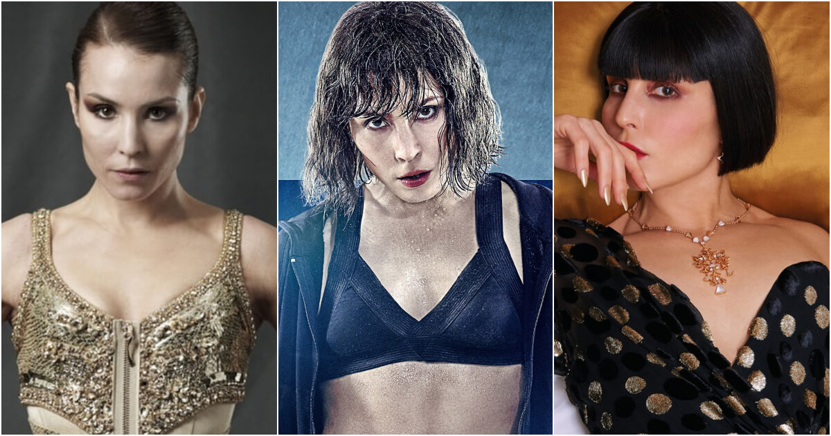 61 Sexy Pictures Of Noomi Rapace Will Expedite An Enormous Smile On Your Face